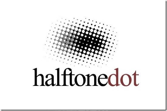 halftonedot493x328 Latest Web2.0 Logo Designs for Designers