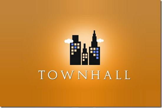 townhall493x328 Latest Web2.0 Logo Designs for Designers