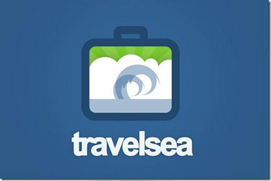 travelsea493x328 Latest Web2.0 Logo Designs for Designers
