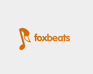Logo Design: Foxes